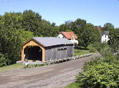 Browns River Covered Bridge
